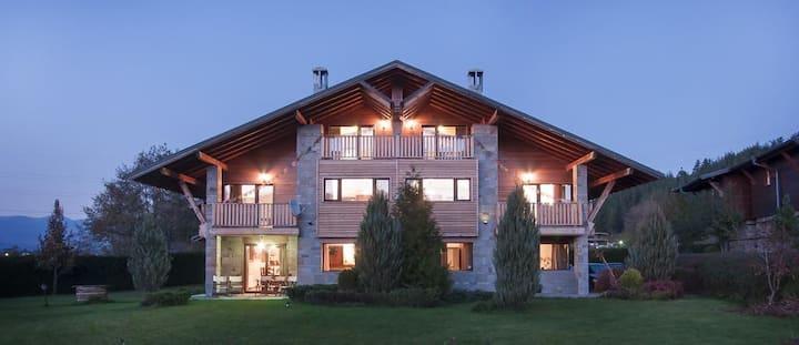 3 bedroom apartment in Chalet Everest Bansko
