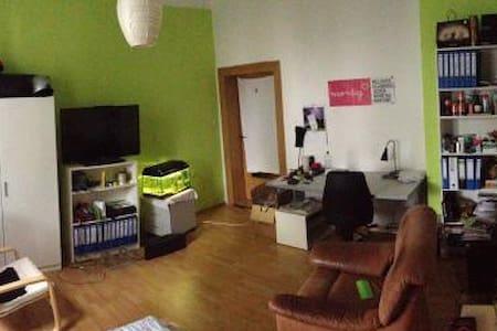 Helles 17qm WG-Zimmer nahe Zentrum - 바이로이트 - 아파트
