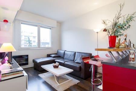 Appartement moderne bien situé - Saint-Maur-des-Fossés - Apartmen