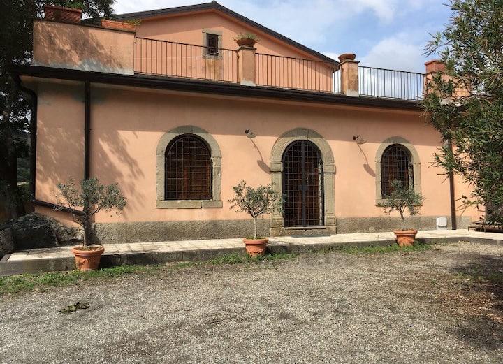 Villa Fondo Arancia  Con piscina fra gli aranci