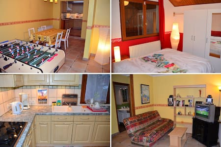 House 5km from Disneyland Paris !!! BEACH 8 km !