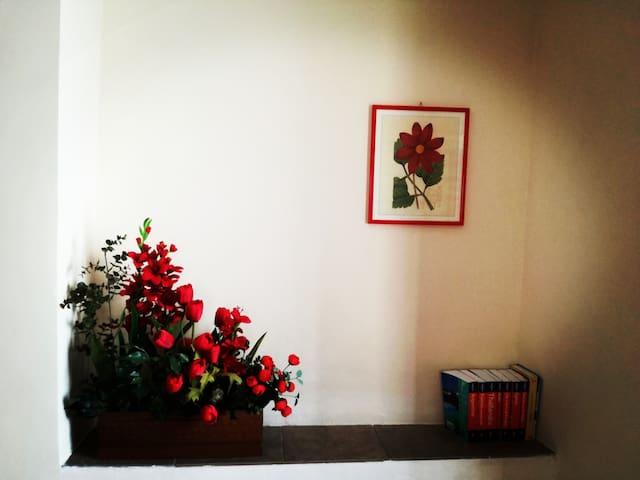 Particolare Camera Rossa