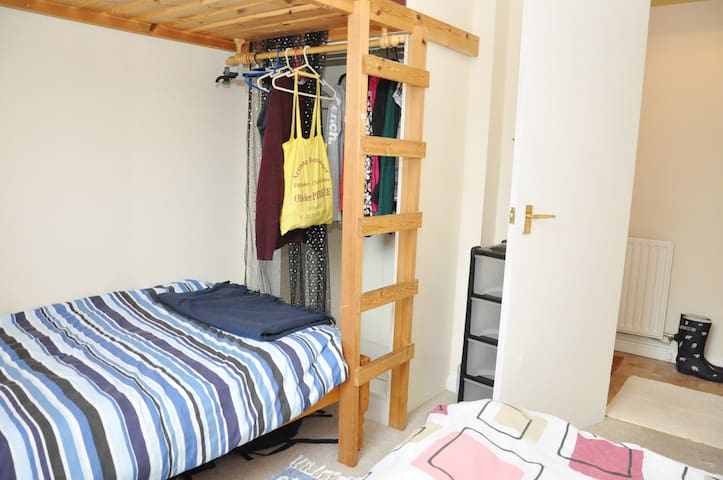 Twin room suitable for 1 or 2 pax