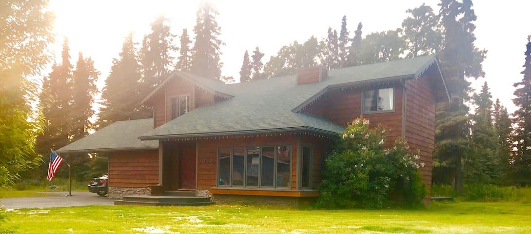 The Real Alaskan Home