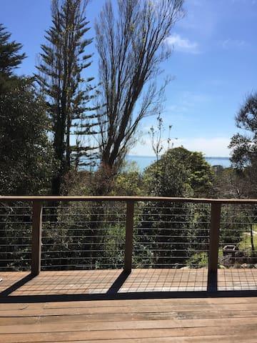 Coastal Banksia - Mt Martha Beach House