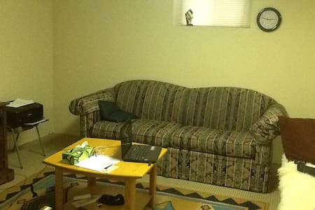 Home- Suite-Home 2 bedrooms in suite for rent.