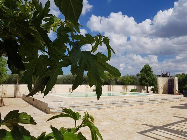 BreveSosta a Francavilla Fontana Puglia/ Apulien