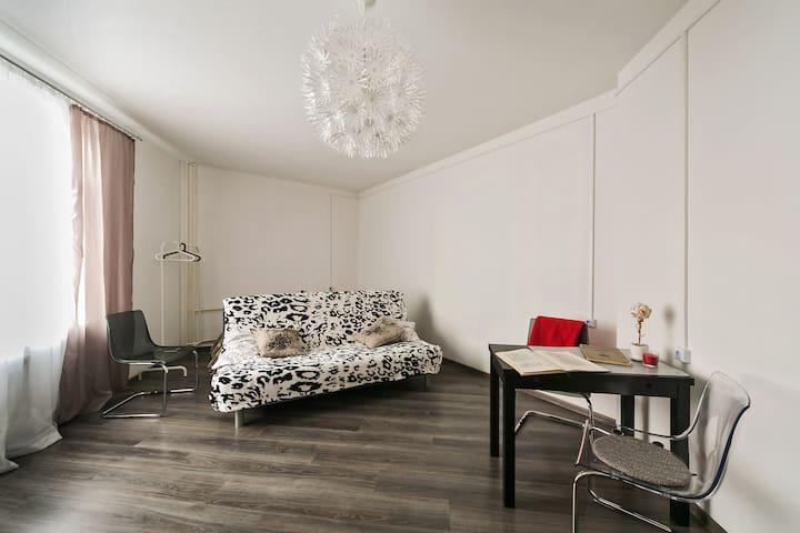 Уютная студия для  отдыха   - Красногорск