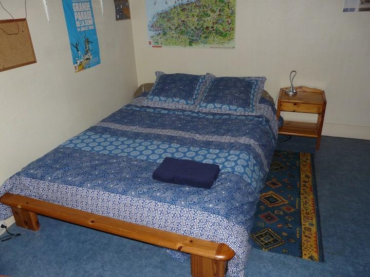 Chambre tout confort près de Rouen