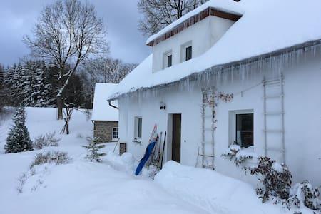 Ferienwohnung in Fichtelberg / Neubau - Fichtelberg