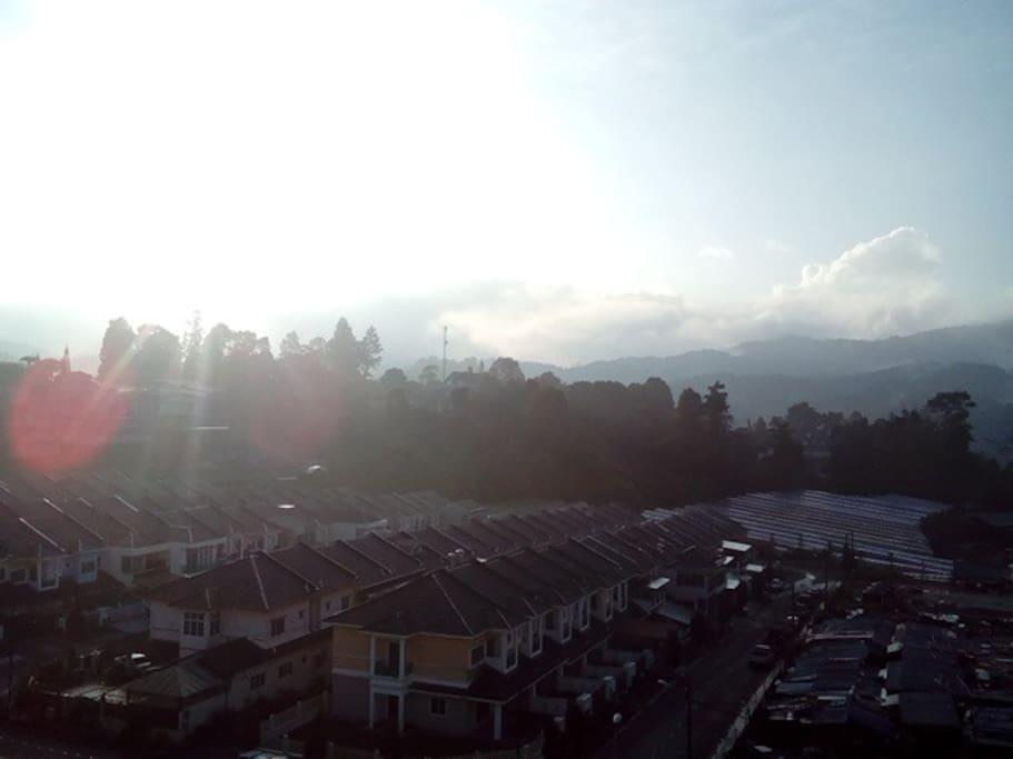 Sunrise !