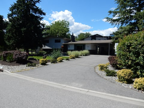 Private Guest Suite in Central Kelowna