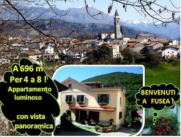 Appartamento con vista panoramica ! - Tolmezzo - Casa
