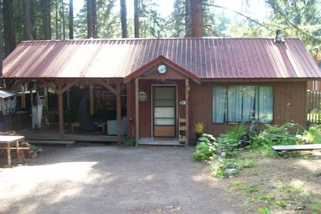 Cabin, 1 bedroom with Bunk Room!! - Leavenworth - Cabin
