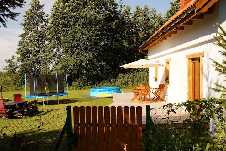 House Rybaczówka Sniardwy lake - Mikolajki