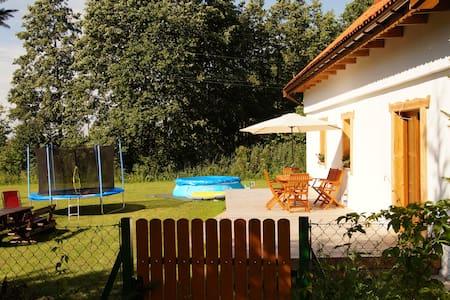 House Rybaczówka Sniardwy lake - Mikolajki - 獨棟