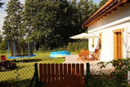 House Rybaczówka Sniardwy lake - Mikolajki - Dům