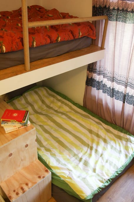 Dormitory, but you have your private space