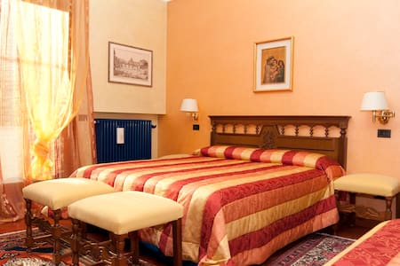 BB Fabrizia Cadoneghe room yellow - Bed & Breakfast