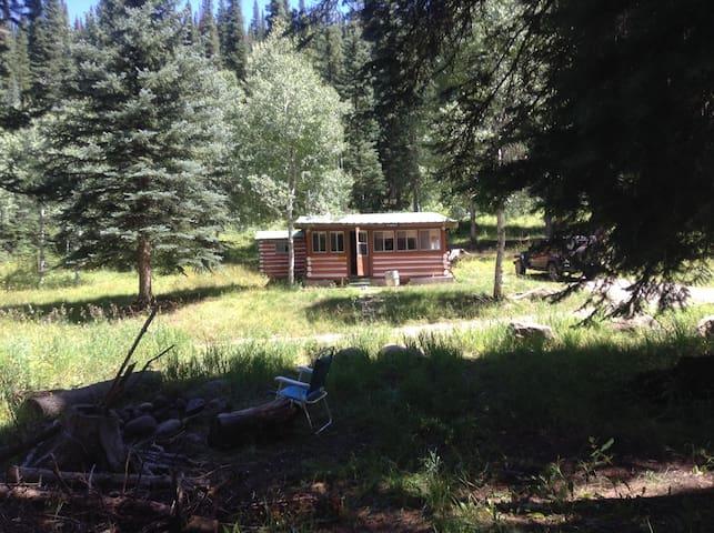 Ute creek cabin - Meeker - Kisház