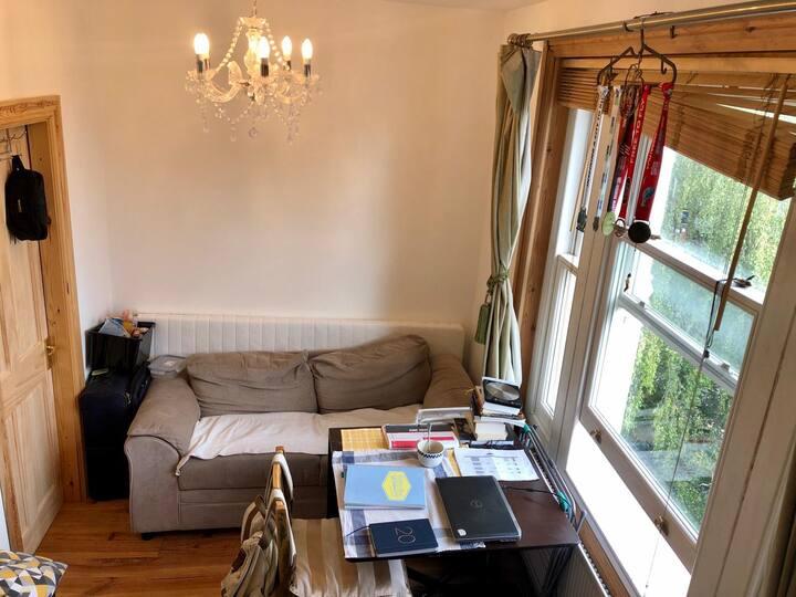 Double Bedroom in Edwardian Home 2