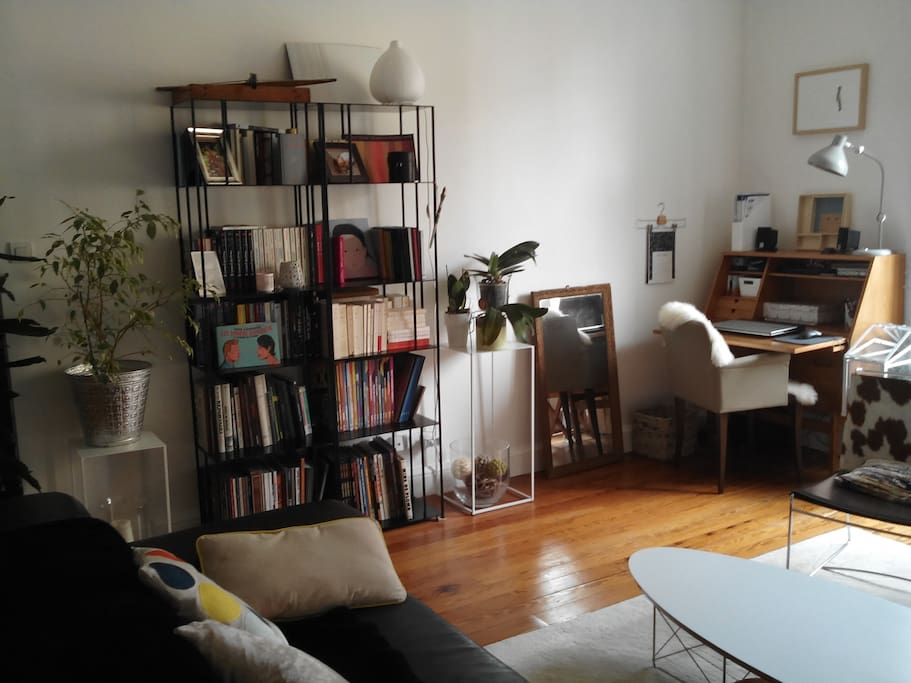 coin salon et bureau