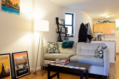 Large 1br in central Nolita / SoHo - New York - Apartment