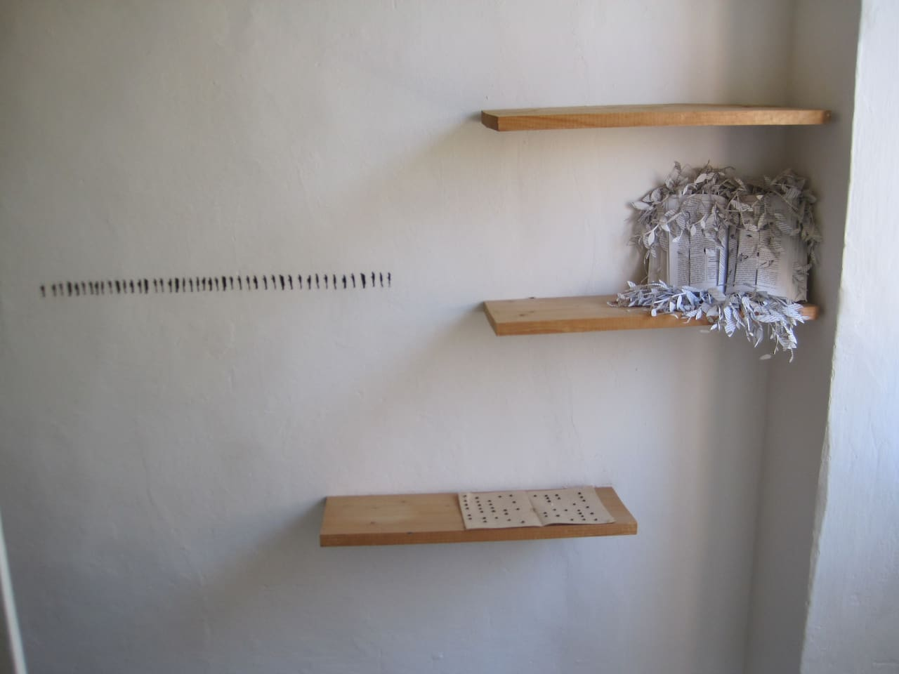 ojects art nillaojects art nilla - installed in the stairs of the house