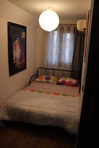 Tiny standart Room for Double - Istanbul - Bed & Breakfast