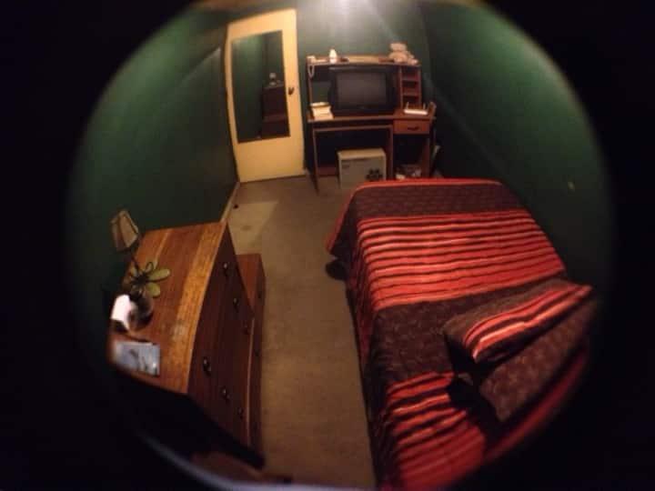 Habitación privada en departamento