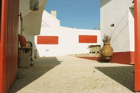 Casas do Bárrio-Casa da Avó Felícia - Alcobaça