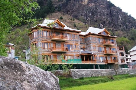 Amazing Stay in Beautiful valley - Kullu