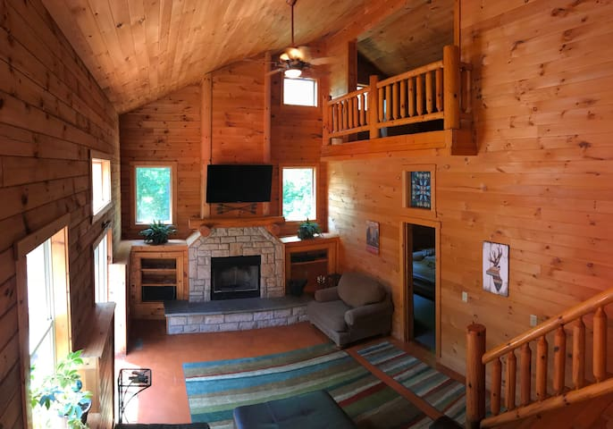 Life is Better Cabin of Hocking Hills