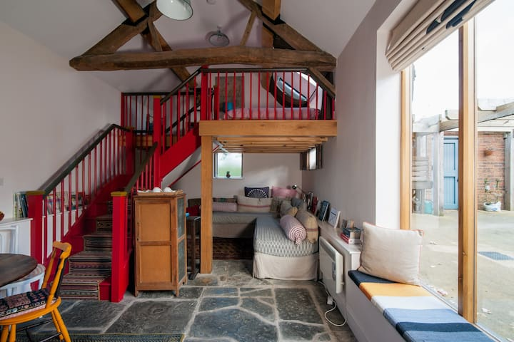 Unique Barn In The Vale of Evesham - Badsey - Apartemen
