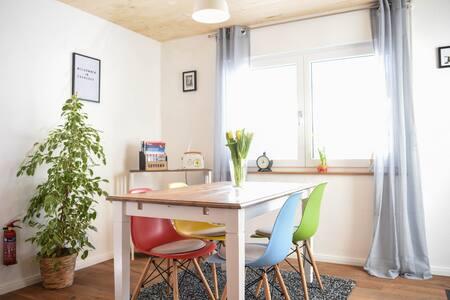 100% Schwarzwald - Ferienwohnung mit Garten