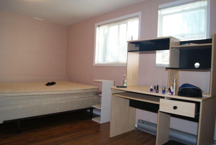 Wood Flooring Room