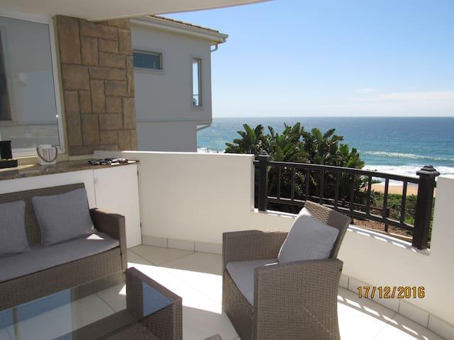 2 Bed Sea View Beach Apartment