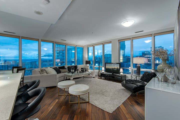 Beautiful & Spacious 2BR Apartment in DT Vancouver