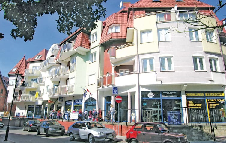Holiday apartment with 1 bedroom on 43m² in Kolobrzeg