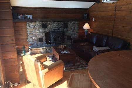 Jay Peak:You call this roughing it? - Montgomery - Hus