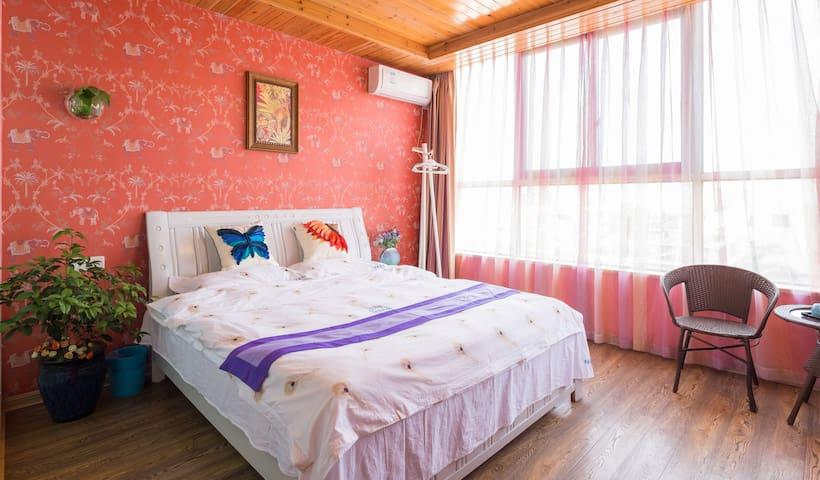 厦门博海庄园(东南亚风情海景房1) - Xiamen - Villa