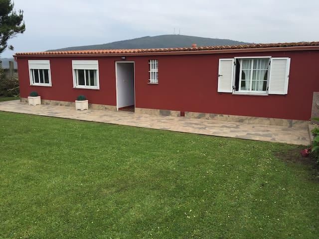 Casa en playa barrañan - A Coruña  - House