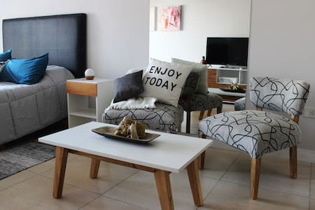 Beautiful modern new studio apartment in Núñez