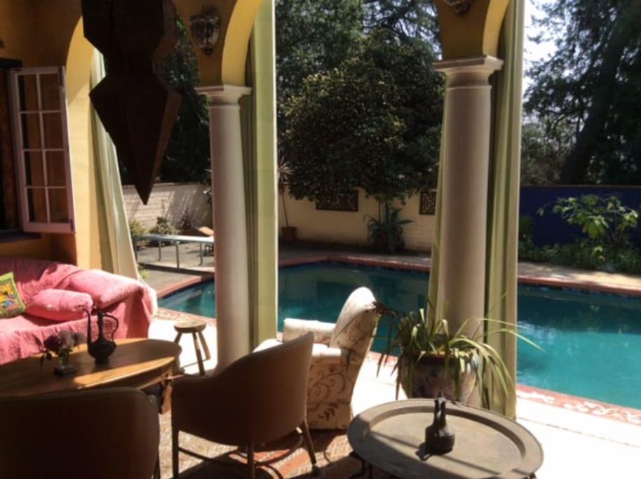 Exquisite 1923 Italianate Villa Houses For Rent In