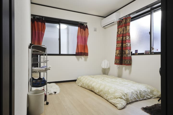 Stay with host Cozy private room Senju area