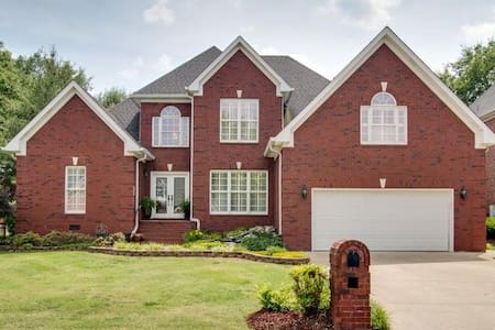 Beautiful Three Bedroom Home in Golf Community - Murfreesboro - Ház