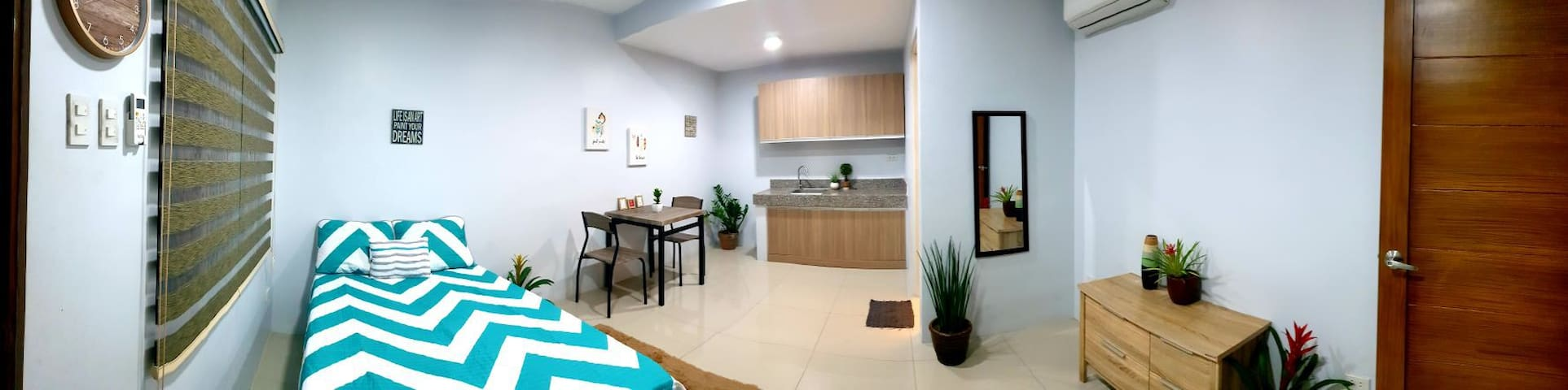 Tuaño's Place 1 bedroom/studio units - Cabuyao 2a7