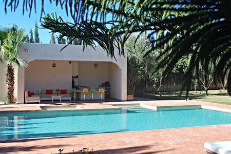 Villa in Essaouira for 9 w/ pool - Essaouira - Casa de camp