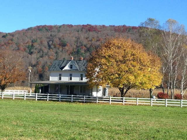 The Black Horse Farm Vacation Home