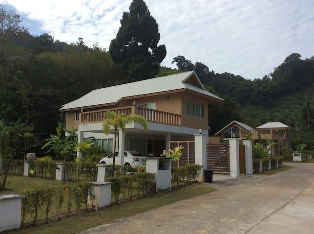 Villa Kysa in Casa Sakoo (Naiton beach)